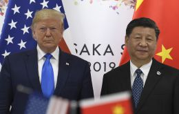 """We had a very good meeting with President Xi of China,"" Trump said after the talks. ""I would say excellent."""