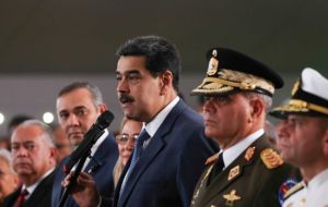 "The officer ""died while in the custody of Maduro's thugs and their Cuban advisers,"" the US State Department said in a statement on Sunday."