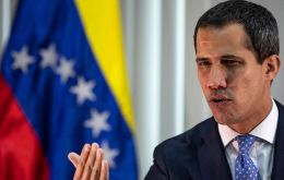 """It is never going to be a good moment to mediate ... with kidnappers, human rights violators, and a dictatorship,"" Guaido told reporters"