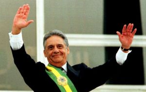 The success of the new stable currency helped the Finance minister, Henrique Fernando Cardoso, to be elected president in 1994