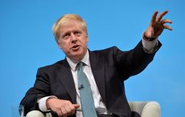 "Internet giants: ""FAANGs - Facebook, Amazon, Netflix and Google - are paying virtually nothing,"" Johnson said at a leadership hustings event in York"