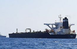 The detention of the Grace 1 vessel comes at a sensitive time in Iran-EU ties as the bloc mulls how to respond to Tehran announcing it will breach the uranium deal