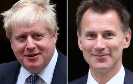 Johnson and Hunt both vow to junk May's deal and renegotiate a better one, but that truly is infeasible