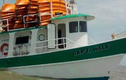 "Ninety-one people were aboard the boat, the 70-tonne ""Cap. Waly,"" when it set sail from Cabo Gracias a Dios - on the country's easternmost point"
