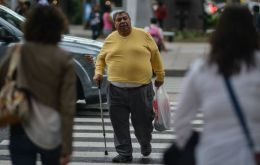 """In Latin America and the Caribbean ... obesity currently affects around one quarter of the population, while about 60 per cent of the population is overweight"""