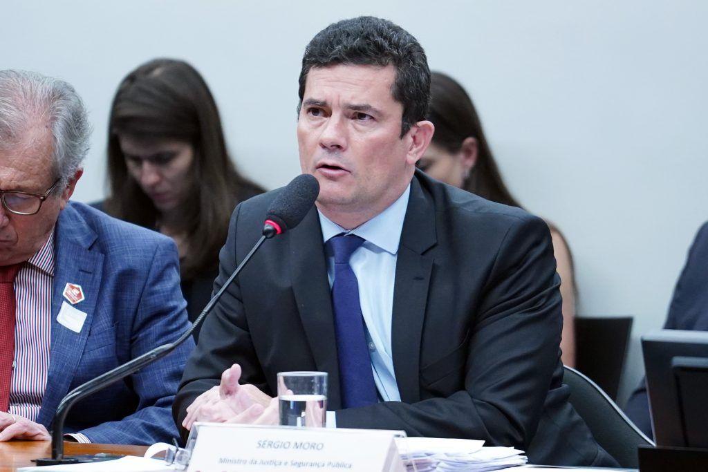 La Interceptación publicó chats en el que Moro considera usar la información recopilada sobre Odebrecht durante la investigación de Lavado de coches contra el líder socialista Maduro.
