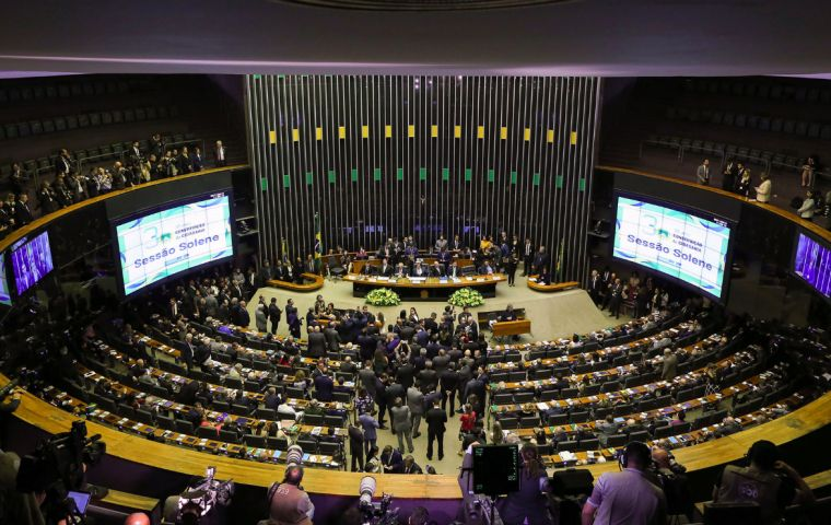 The reform, which will need to amend Brazil´s constitution, needs at least 308 votes in two voting rounds, equivalent to three fifths of members in the lower House.