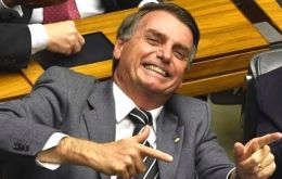 Bolsonaro first issued a decree which was deemed illegal and now needs Congress to pass his guns control reforms.