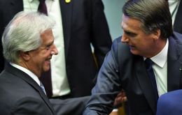Tabaré Vázquez remains the only regional leader who is yet to sit down with the retired army captain.