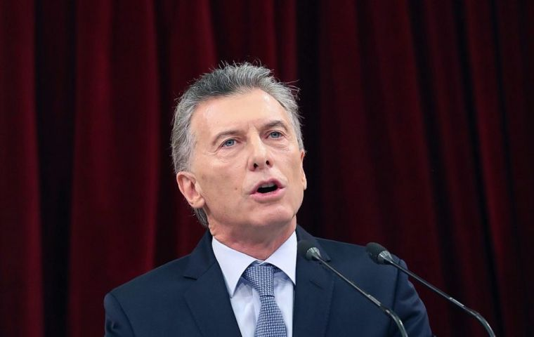 Macri's measures are considered to be a response to separate requests from the United States and Israel among other countries as well as from the local Jewish leadership.