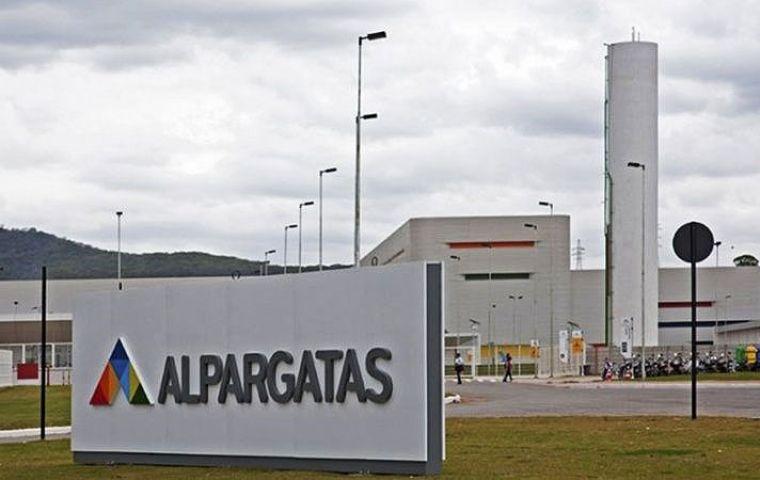 81d8c4d0 Textile giant Alpargatas quits Argentina — MercoPress