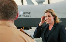 Defense Secretary Penny Mordaunt said earlier this week that better pay for the Armed Forces was a priority.