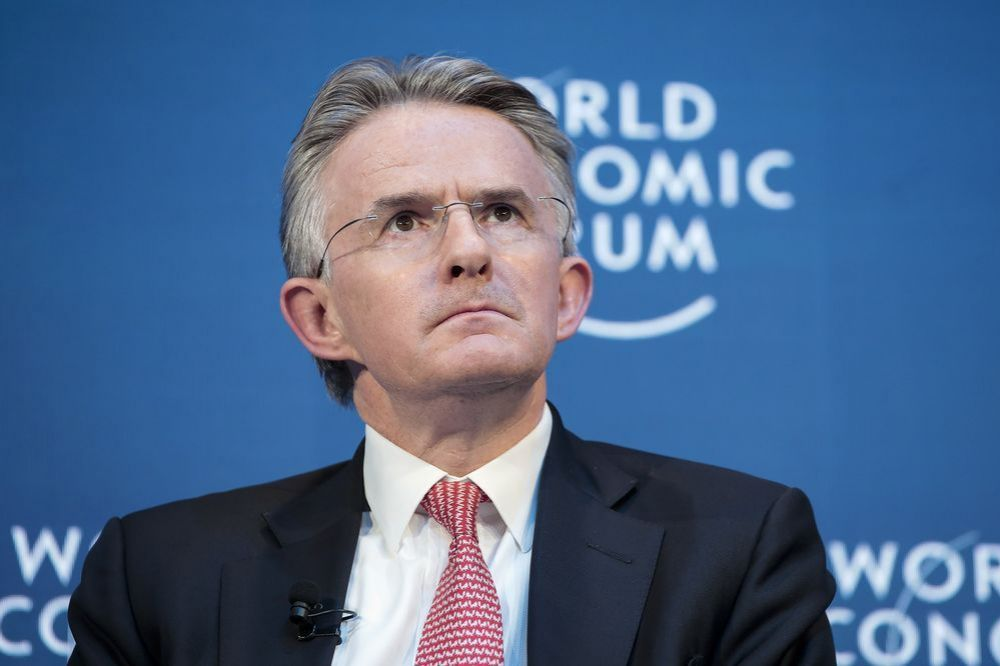 HSBC CEO steps down,