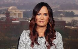 """The Maduro dictatorship must end for Venezuela to have a stable, democratic, and prosperous future, free from the horrors of socialism ""Stephanie Grisham said"