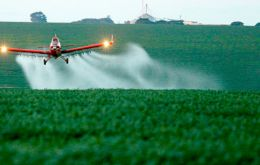Official data shows 262 new pesticides and weedkillers were approved in the first seven months of this year -- a record for that period