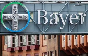 Bayer AG has not proposed paying US$8 billion to settle all U.S. claims related to the Roundup herbicide, mediator Ken Feinberg said in an email on Friday