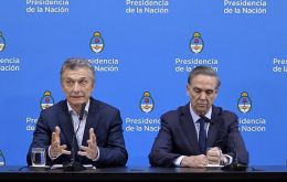 The new political scenario means Macri reelection chances in October, and market expectations of economic reforms, are in serious doubt