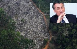 """The country doesn't need this,"" Bolsonaro closely linked to the agribusiness, said about a possible loss of German funding in Brazil's vast Amazon rainforest."