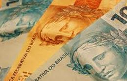 Brazil's economy activity index, which is a proxy for gross domestic product, fell 0.13% in the April-June period compared to the first three months of the year