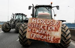 French farmers angry over EU trade deals with Canada and Mercosur