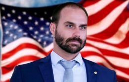 Opposition lawmakers have also sought to block Eduardo Bolsonaro becoming Brazil's envoy in Washington by introducing a bill against nepotism