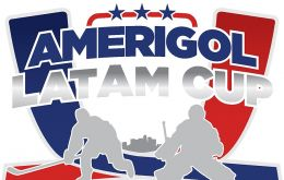 The poster of the LATAM Cup, On Saturday September 7, the ROTW team (Falklands) will be facing Argentina