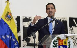 The US opened a representative office called the Venezuela Affairs Unit based in Colombia, to provide US diplomatic representation to Guaido's interim government