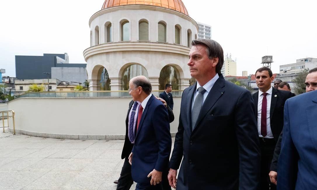 Brazil's Bolsonaro to stop using France's Bic pens amid spat