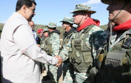 A set of military exercises, carried out each year will be held between Sep 10/29 in the states of Zulia, Tachira, Apure and Amazonas, which border Colombia