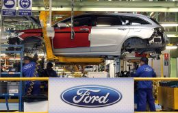 Ford announced in February that it would shut down the plant, its oldest in Brazil, which employs some 3,000 workers, as part of a global restructuring