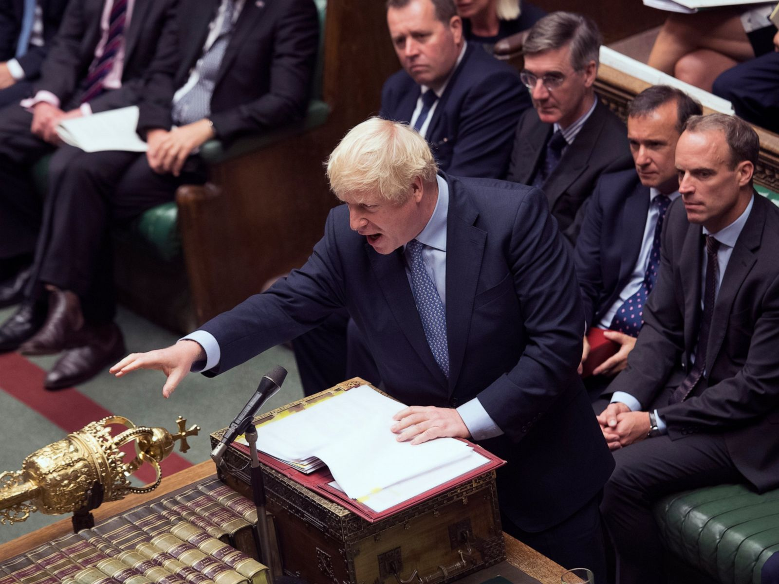 PM Johnson defeated: parliament reject early election and