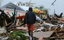 """More than 76,000 people in the Abaco and Grand Bahama islands may require food and other assistance."""