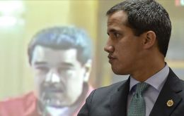 Maduro appeared on television to call on prosecutors to file treason charges on Guaido for allegedly plotting to hand over Esequibo to multinational companies.<br /> <br />