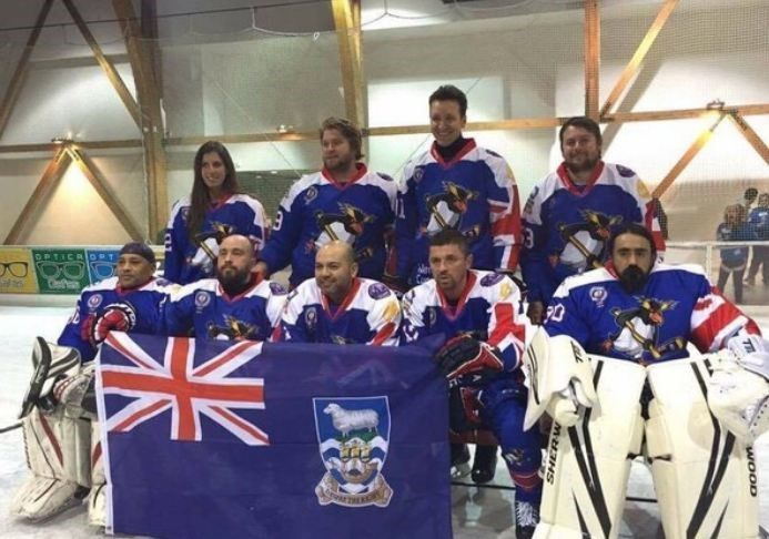 Falklands' team wins Hockey Division II Latam Cup in Miami