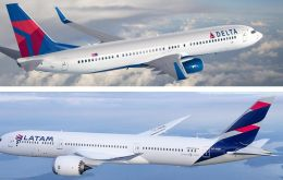 Following its tie-up with Delta, LATAM will exit Oneworld and pursue route options with Delta and its partner Grupo Aeromexico, which belong to SkyTeam