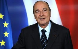 Twice elected head of state in 1995 and 2002, his 12 years in the Elysee Palace made Chirac France's second longest-serving post-war president