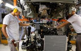 Overall output jumped 0.8% in August from July, government statistics agency IBGE said, the first increase in four months