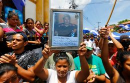 Political violence in Nicaragua left some 300 people dead and 2,000 wounded, while hundreds of opposition members were jailed and 70,000 people fled the country.