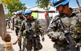 In 2017 those soldiers were replaced by a UN police mission whose numbers dropped gradually from 1,300 to 600 and are to be replaced by a political mission.