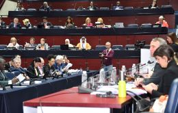 The resolution, adopted at the IPU Assembly in Belgrade comes after heads of state agreed a high-level United Nations Political Declaration on UHC in New York. Image: Emirates News agency