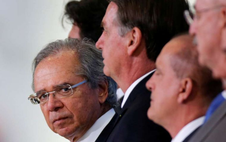 At IMF's meeting, the Brazilian government will be represented by Central Bank's president, Roberto Campos Neto, and deputy economy minister Marcos Troyjo.