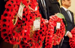 During the Service at Christ Church Cathedral, a collection will be made for the Poppy Appeal.