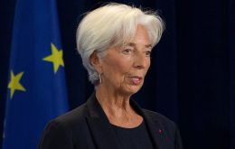 "Lagarde argued that ""countries with chronic budget surpluses like Holland and Germany"", needed to loosen their purse strings to redress the ""imbalances"" in bloc"