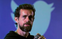 CEO Jack Dorsey said that internet advertising brings significant risks to politics, where it can be used to influence votes to affect the lives of millions.""