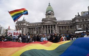 LGBT rights in Argentina are some of the world's most advanced, with the country being the first in Latin America to legalize same-sex marriage in 2010