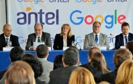 Google is involved in Uruguay's telecommunications since 2012, having already made Antel a majir player in the region.