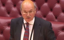 Lord Gardiner of Kimble provided scant reassurance that environmental funding lost by Brexit would be covered by UK government