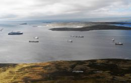 Falklands' ITQ fisheries contribute between one-third to one-half of the annual GDP in the Islands and are a major driver of prosperity