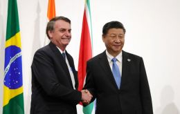 Just weeks after his first official visit to China, Bolsonaro will hold talks with Xi Jinping in Brasilia on the eve of a summit with their BRICS counterparts
