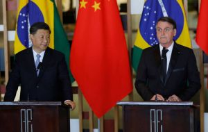 """It is critical that all WTO members avoid unilateral and protectionist measures,"" Brazilian president and host of the summit Jair Bolsonaro said"